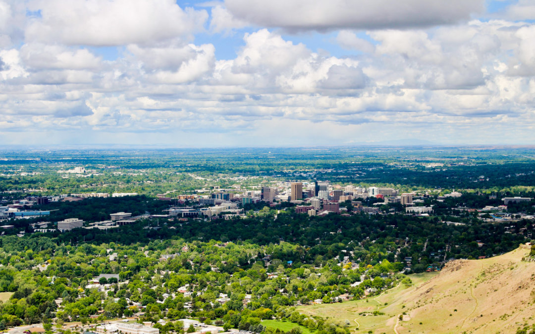 Transitioning to Beautiful Boise, Idaho