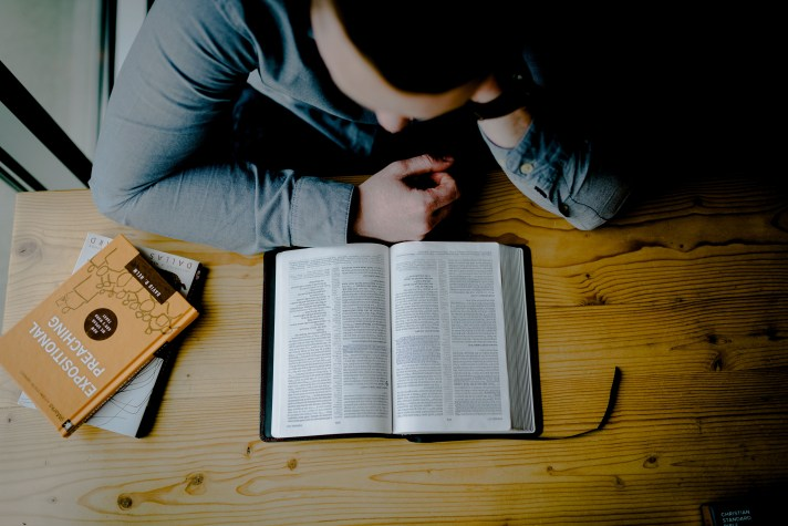 Earning a Preaching Degree from Boise Bible College