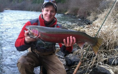 Preaching, Loving his Family, and Flyfishing – Jesse Whitford