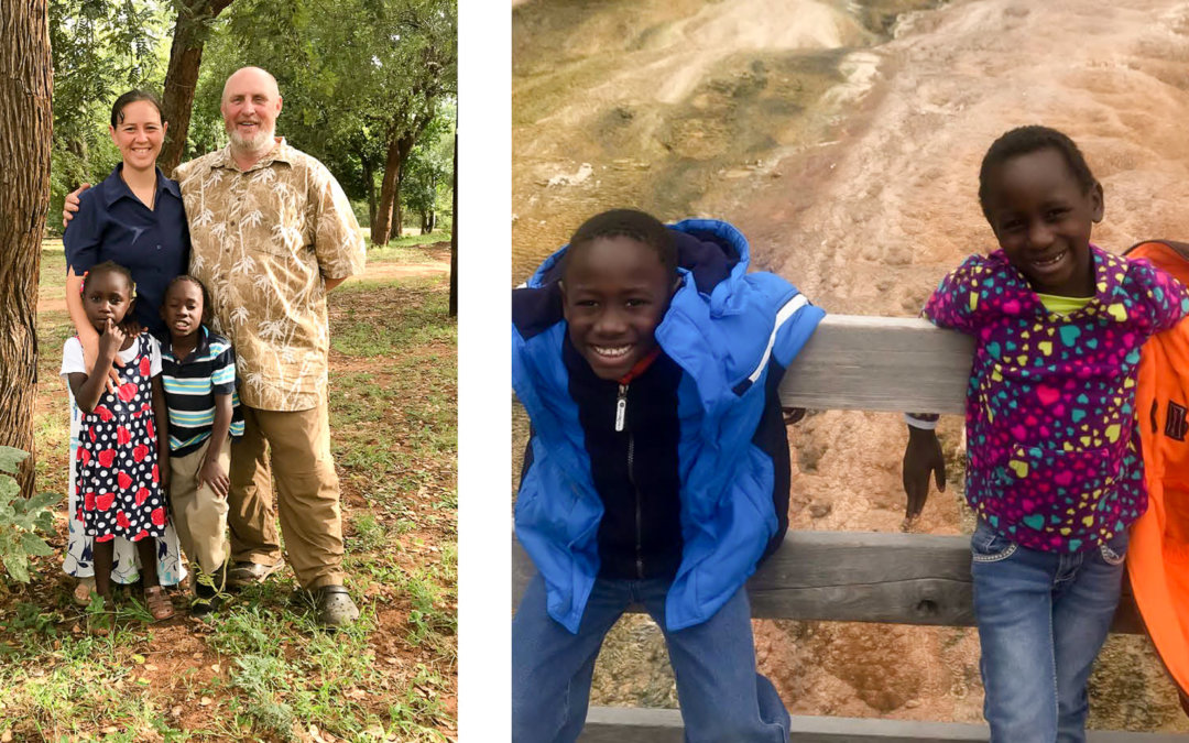 Innovative Ministry in Zimbabwe – Dave Fortescue